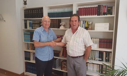 Acuerdo Asociación TOC Granada y Teléfono de la Esperanza