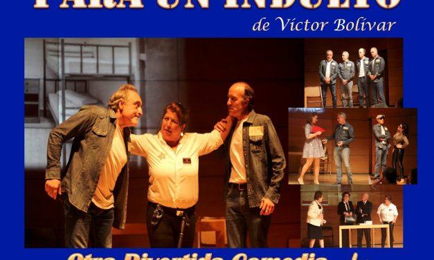 «Cuatro presos y un indulto», una obra teatral para colaborar con el Teléfono de la Esperanza de Granada