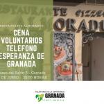 Cena de Voluntarios del Teléfono de la Esperanza