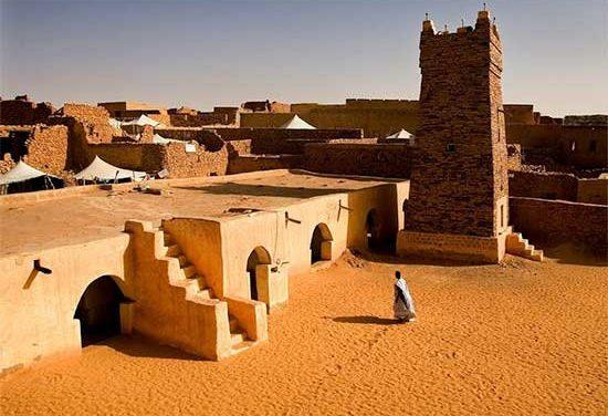 Cuentos de duelo: «En Mauritania …..»