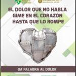 12 de septiembre de 2018. Jornada día internacional prevención del Suicidio en Granada